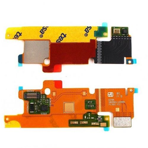 Sony Xperia T3 D5106 Microphone Antenna Signal Flex Ribbon Cable Connector Board Original