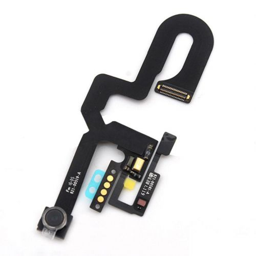 official photos c1277 253b7 Apple iPhone 7 Small Front Camera Flex Microphone Ribbon Cable Connector  Original Replacement