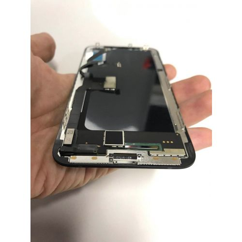 reputable site e6155 c55ee Apple iPhone X 100% Original Genuine Lcd Screen Display Complete Digitizer  Black Replacement
