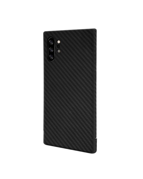 Samsung Galaxy Note 10+ N975F Real Original Carbon Fibre Strong Luxury Case Cover Nevox