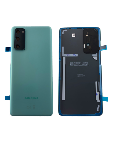 Samsung Galaxy S20 FE SM-G780F G781 Battery Cover Back Housing Fascia 100% Original Genuine From Samsung UK Cloud Mint Green