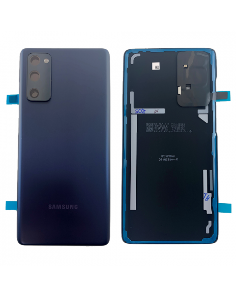 Samsung Galaxy S20 FE SM-G780F G781 Battery Cover Back Housing Fascia 100% Original Genuine From Samsung UK Cloud Navy Blue