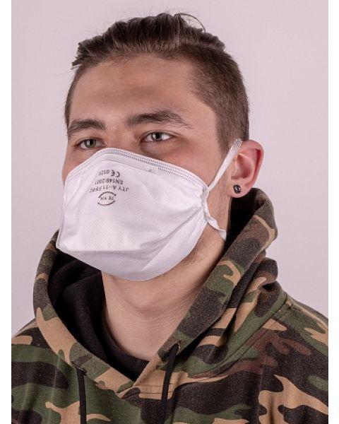 1x N95 FFP2 REUSABLE PROFESSIONAL FACE HOSPITAL MASK MEDICAL SURGICAL FLU RESPIRATOR STERILE PPE