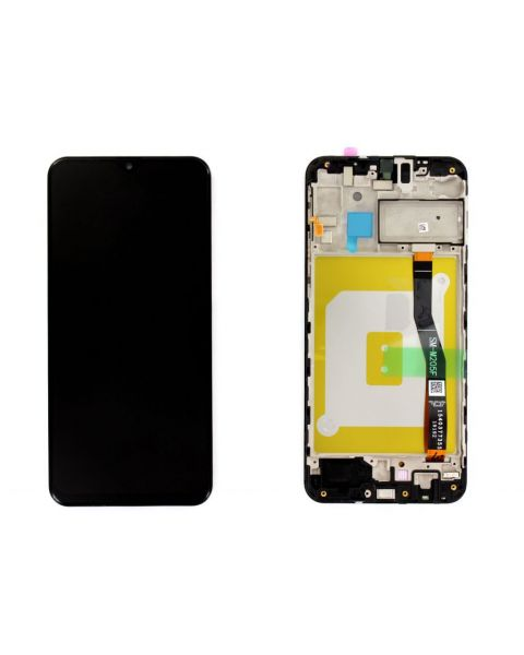 Samsung Galaxy M20 SM-M205F Lcd Touch Screen Display Complete Original Genuine Black Replacement