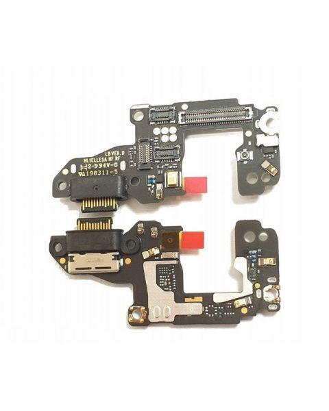 Huawei P30 Charging Port Cable Flex Usb Original Genuine Replacement
