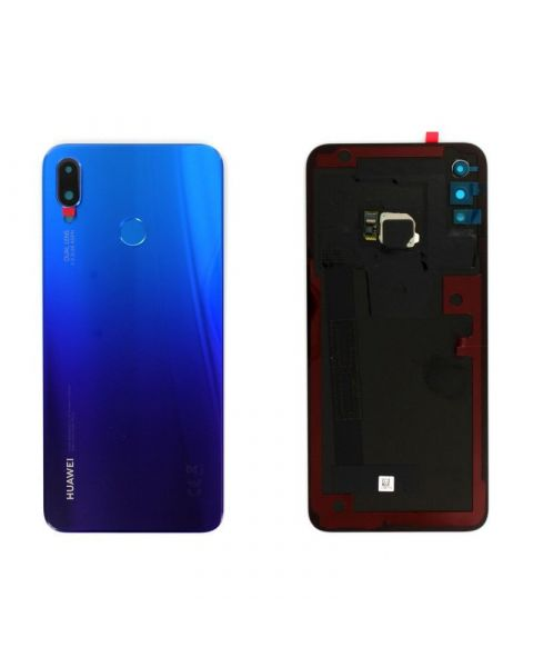 Huawei P Smart+ P Smart Plus Back Rear Battery Cover Chassis Frame Housing Original Genuine Complete Replacement Blue
