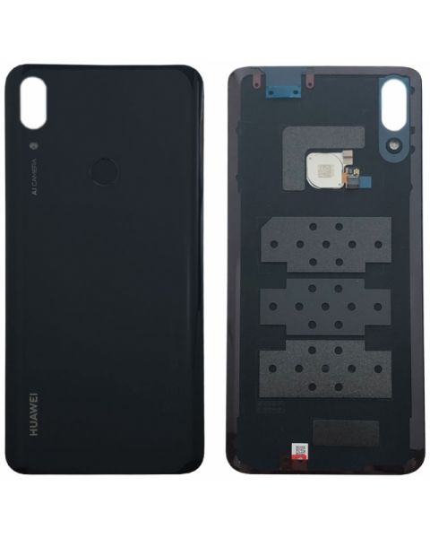 Huawei P Smart Z Back Rear Battery Cover Chassis Frame Housing Original Genuine Complete Replacement Black