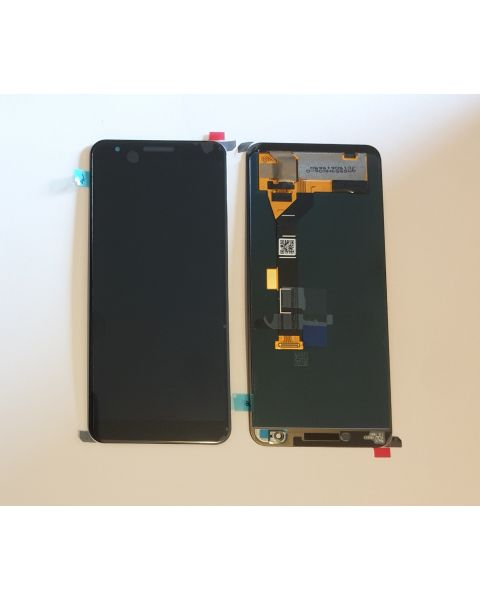 Google Pixel 3a Lcd Screen Display Digitizer Touch Original Genuine Complete Replacement Black