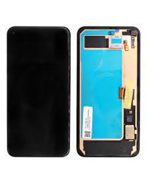 Google Pixel 5 Lcd Screen Display Digitizer Touch Original Genuine Complete Replacement Black