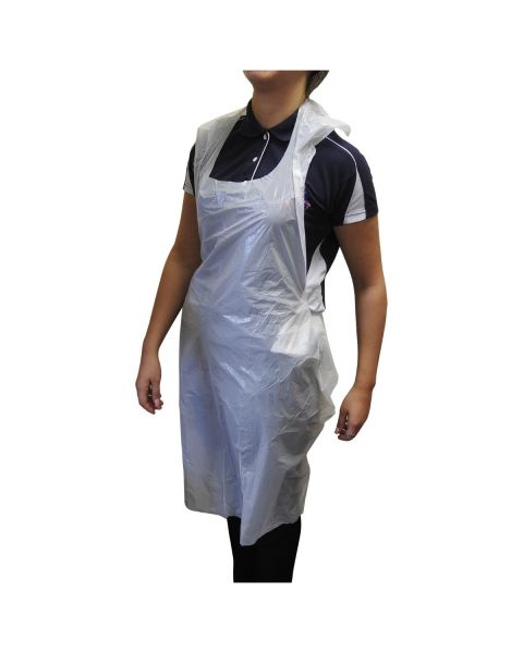1000 PIECES (FULL BOX) 20 MICRON MEDICAL NHS DISPOSABLE APRON SURGICAL QUALITY UNISEX PPE PROTECTION UK