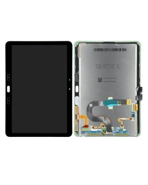 Samsung Galaxy Tab Active Pro SM-T545 T540 Lcd Screen Display Digitizer Touch Pad Screen Complete Original Genuine Black