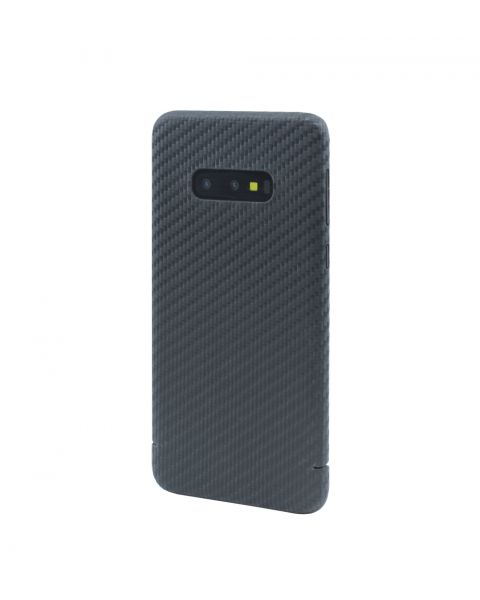 Samsung Galaxy S10e G970F Real Original Carbon Fibre Strong Luxury Case Cover Nevox