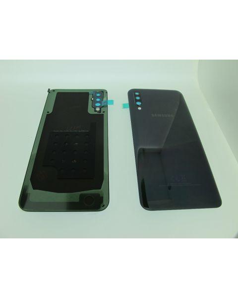 Samsung Galaxy A50 A505F Battery Cover Back Housing Fascia 100% Original Genuine From Samsung UK Black