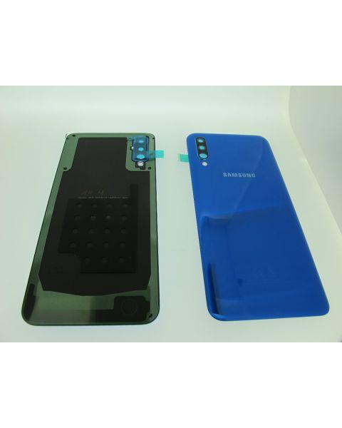 Samsung Galaxy A50 A505F Battery Cover Back Housing Fascia 100% Original Genuine From Samsung UK Blue