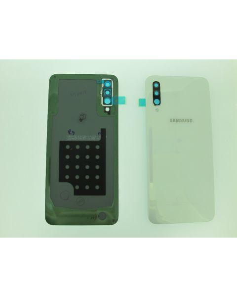 Samsung Galaxy A50 A505F Battery Cover Back Housing Fascia 100% Original Genuine From Samsung UK White