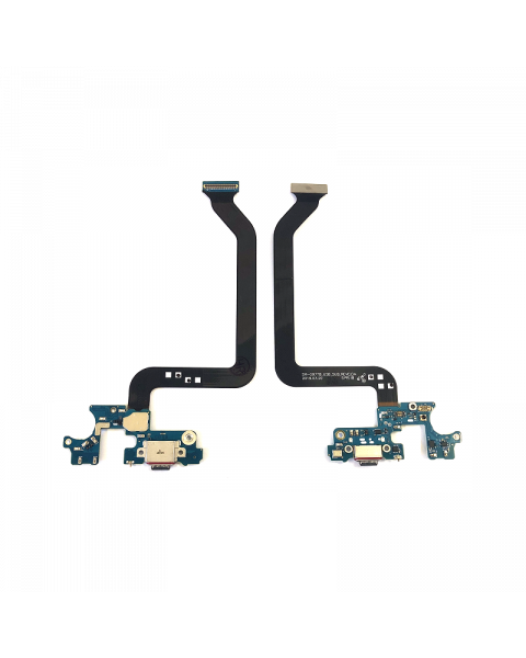 Samsung Galaxy S10 5G SM-G977F Charging Port Cable Flex Microphone Usb Original Genuine Replacement