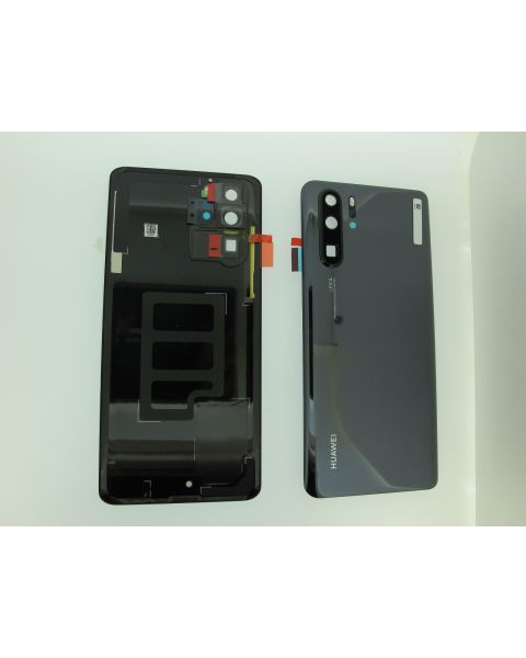 Huawei P30 Pro Back Rear Battery Cover Chassis Frame Housing Original Genuine Complete Replacement Black